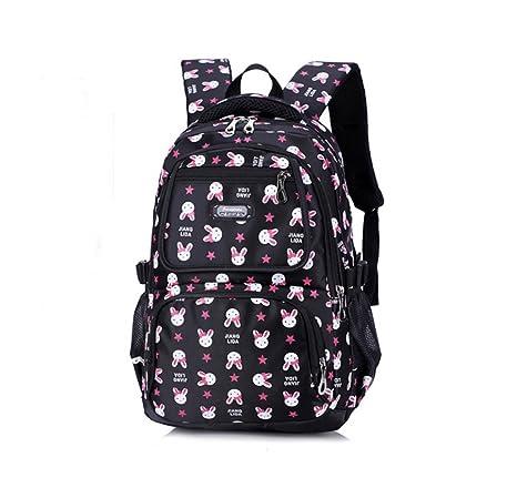 6f5a53dc6767 Amazon.com : JQXB Primary School Bag Waterproof Lightweight Children ...