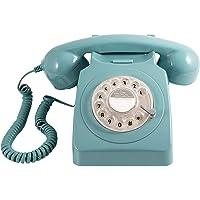 GPO 746 Rotary Telephone, Blue