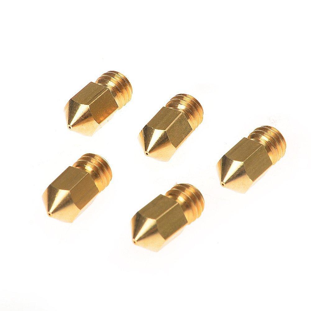 Premium Brass MK8 0.2mm 3d Printer Nozzle Technology Outlet