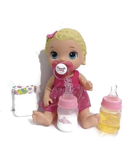 Amazon.com: Juego personalizado para Baby Alive Muñeca Lily ...