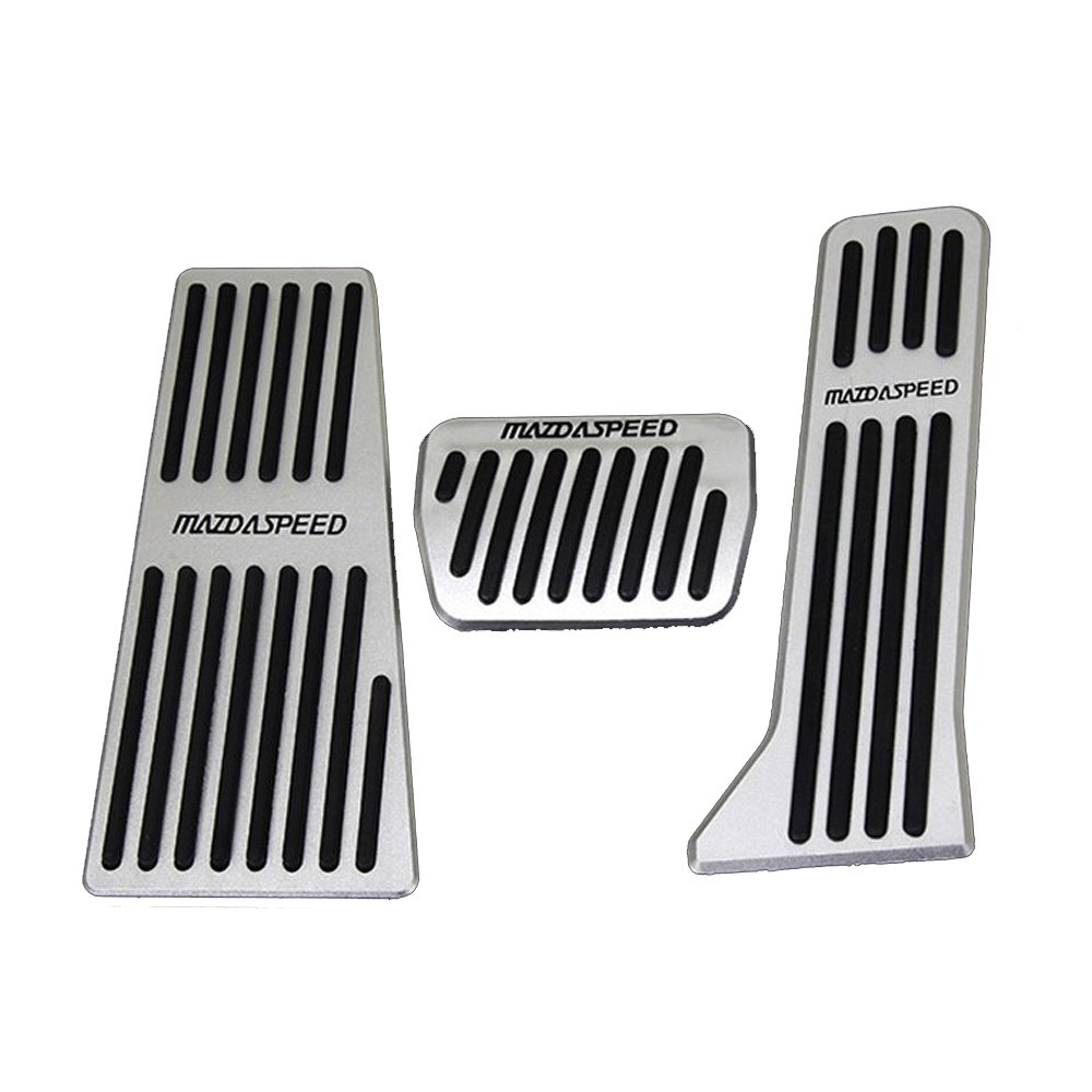 Weigesi Car Pedal auto Foot Pedals for Mazda CX-3 CX3 CX-5 CX5 MAZDA3 MAZDA6 Automatic Transmission at 2015-2018