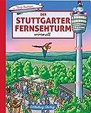 Der Stuttgarter Fernsehturm wimmelt