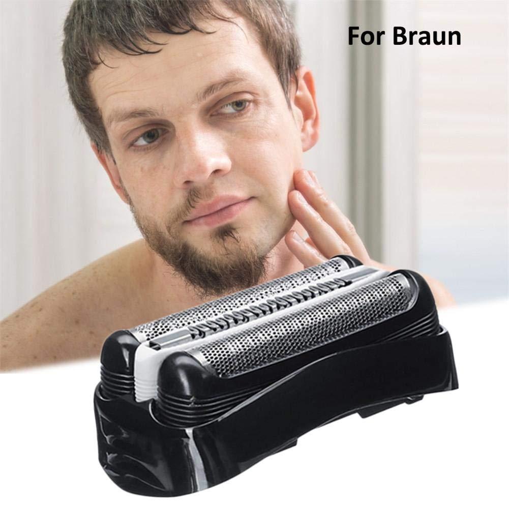 para Braun Clean & Renew para Accesorios para Cabezales De Afeitadora Eléctrica para Braun 32B 32S 21B 3 Series Shaver: Amazon.es: Hogar