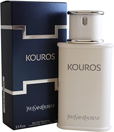 Yves Saint Laurent Kouros Eau de Toilette, Uomo, 100 ml