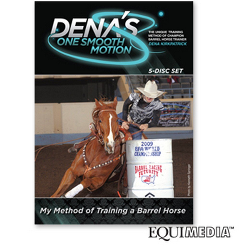 Classic Rope Company Dena Kirkpatrick Dena s One Smooth Motion 5 DVD Set by Classic Rope Company