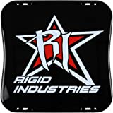 Rigid Industries 32191 Black Dually XL Light Cover