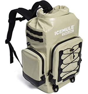 e6b8d6e25ba ICEMULE BOSS - The Ultimate Insulated Backpack Cooler Bag - Premium  Multi-Day Ice Retention
