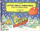Little Owl's Christmas: A Pop-up Surprise Book