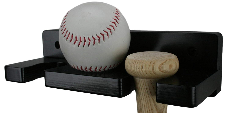 Bate de béisbol de perchero de pared, Capacidad para 2 ...