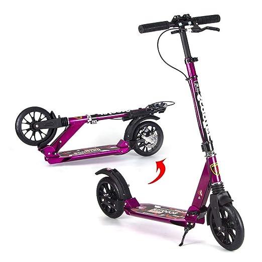 Patinetes clásicos Scooter de Kick para Adultos con Rueda de ...