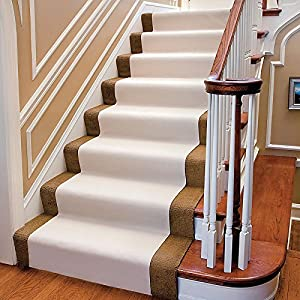 Carpet Amp Floor Protector 20 Staircase Step Treads