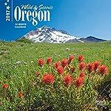 Oregon, Wild & Scenic 2017 Mini 7x7 (Multilingual Edition)