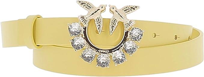 Pinko Berry Small Jewel Cintur/ón para Mujer