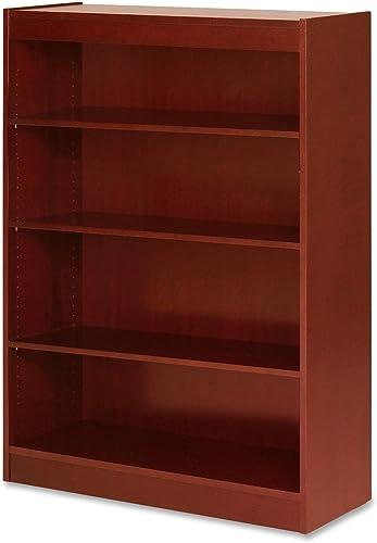 Editors' Choice: Lorell 89052 4 Shelf Panel Bookcase