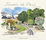 img - for Jardins De Paris Aquarelles book / textbook / text book