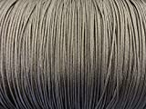 Amazing Drapery Hardware 100 YARDS: 1.4 MM Professional Grade Braided Nylon Lift Cord For Blinds and Shades: in CHAR BROWN