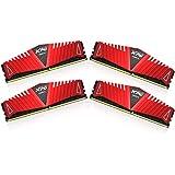 ADATA XPG Z1 32 GB DDR4 3000 MHz CL16 Memory Modules - Red, AX4U300038G16-QRZ