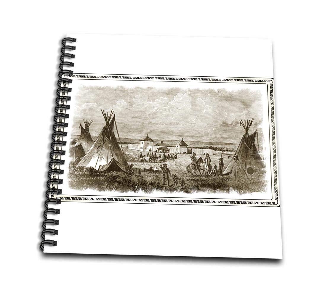 3dRosa Zeichenbuch, variiert, 12 x 12 cm B00BK0WKNE  | Geeignet für Farbe
