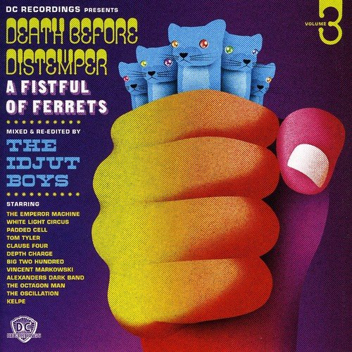 - Death Before Distemper, Vol. 3: A Fistful of Ferrets