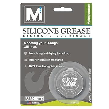 Silicone Grease Silicone Lubricant, 1/4 oz