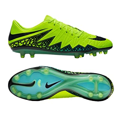 80f903671a10 Image Unavailable. Image not available for. Color  Nike Hypervenom Phatal  II FG Men s Soccer ...