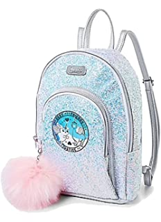 Justice Mini Backpack Pugicorn llamacorn Best Friends bc8c85f77a872