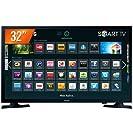 Smart TV Samsung LED 32'',Preto - HG32NE595JGXZD