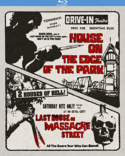 House Street Old (House on the Edge of the Park | Last House on Massacre Street (aka The Bride) - Drive-In Double Feature [Blu-ray])
