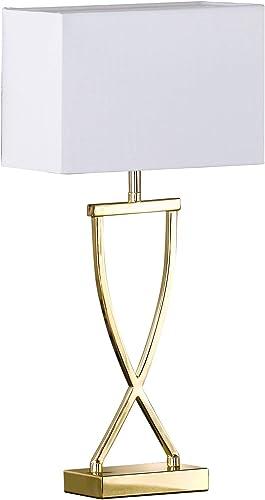 Luces Honsel. Lámpara de mesa E27, 27x12x52 cm: Amazon.es: Iluminación
