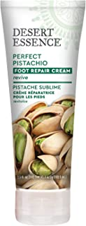 product image for Desert Essence Pistachio Foot Repair Cream - 3.5 Fl Ounce - Pack of 3 - Restores Softness - Skin Repair & Renewal - Pistachio Nut Oil - Shea Butter - Macadamia Seed Oil - Cruelty-Free