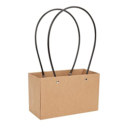 Bolsas de regalo Kraft bolsas de papel para regalo para ...