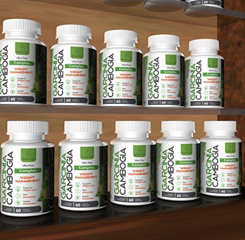 95% HCA Pure Garcinia Cambogia Extract. Fast Acting Weight Loss Pills. Appetite Suppressant. Extreme Fat Burner & Carb Blocker Supplement to get Slim Fast. Best Garcinia Cambogia Raw, 60 Diet Pills.