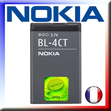 Original Battery BL-4CT for Nokia 6600 Fold: Amazon co uk