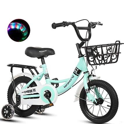 Bicicleta para NiñOs, 2-11 AñOs De Edad Bicicletas para NiñOs 12/14 ...