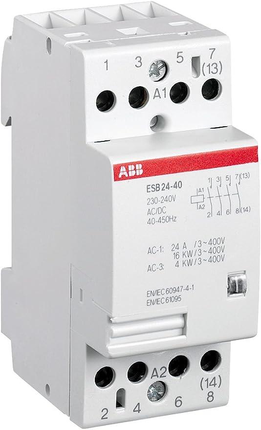 Abb Esb24 40 230v Contacteur Dinstallation Import Allemagne