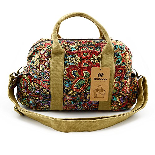 Bluboon Women Bags Crossbody Bags Fashion Girls Vintage