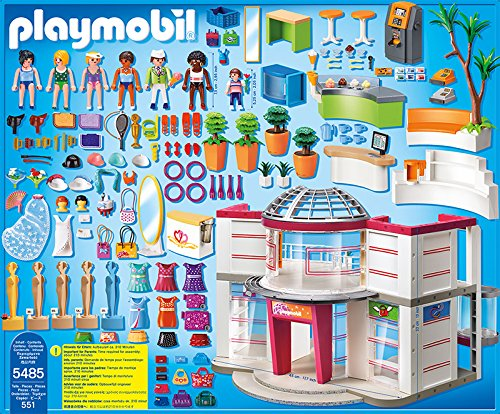 Playmobil Figurine Grand Magasin AmCAnagCA dp BBQTSC