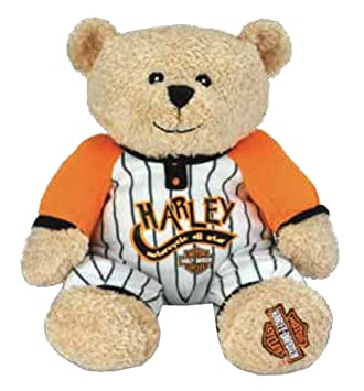 Amazon Com Kids Preferred Hd Plush Toy Shifter Pj Bear Harley