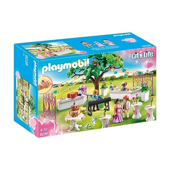 e147e4d7f Amazon.com  PLAYMOBIL Ghostbusters Mega Set  Includes Firehouse ...