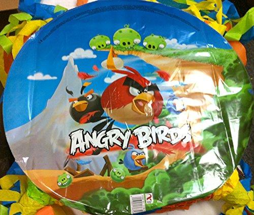 Angry Birds Birthday Party Pinata Custom NeW -