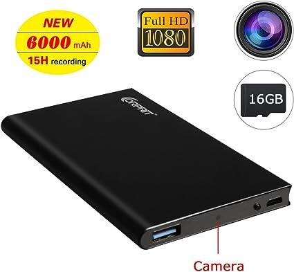 Batterie externe 10000mAh pour caméra sortie USB CAMERA