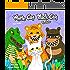 """Children's books: """"WHITE CAT BLACK CAT - 3 """" (ANIMALS STORY BEDTIME BOOKS FOR KIDS )"""