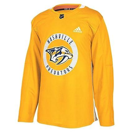 0be1f388ee9 ... purchase adidas nashville predators authentic pro home practice jersey  44 b0939 f8e19