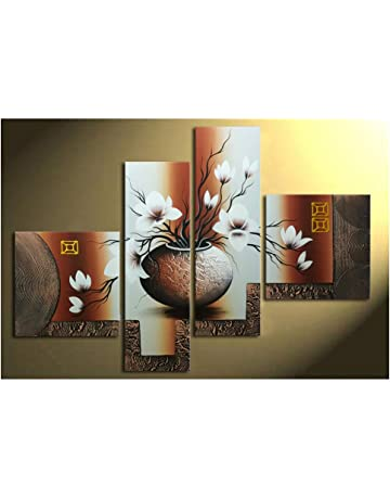 Fast Deliver Oil Painting By Numbers Diy Handpainted Flowers Chair Pictures Kits Coloring Drawing On Canvas Fashion Home Decor Wall Art Frame Home Decor Painting & Calligraphy