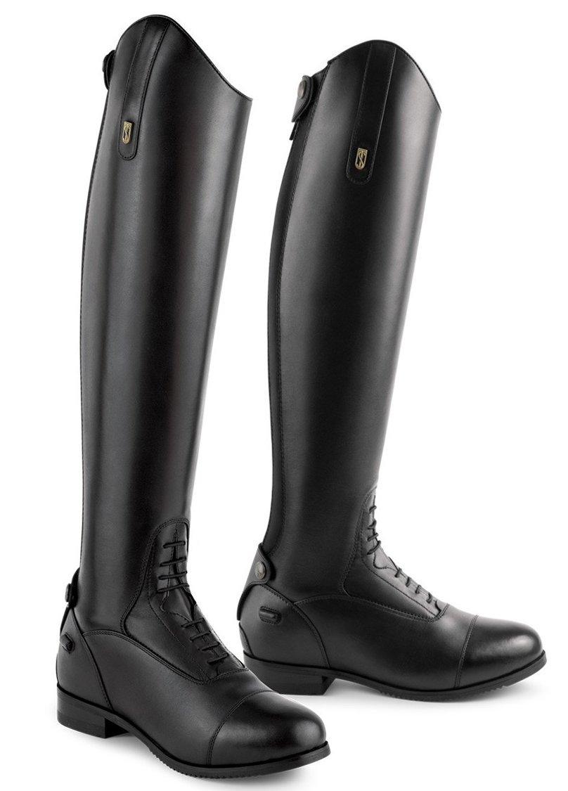 Tredstep Donatello II Tall Field Boot B0788BXXJJ 39 Slim Reg