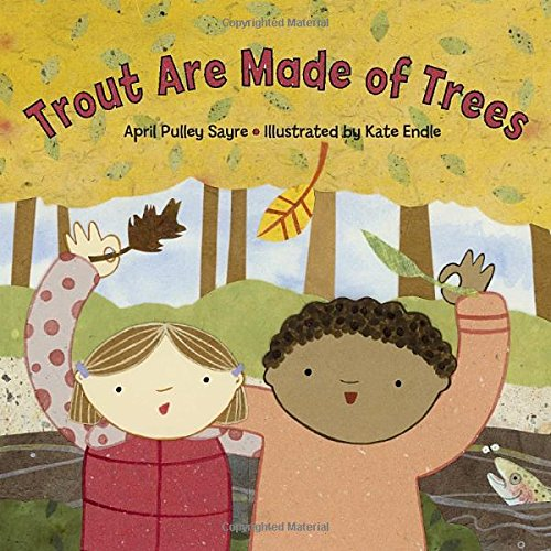 Library Book: Trout Are Made of Trees (Rise and Shine) by National Geographic School Pub