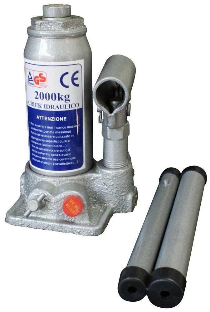 CORA 000127312 Crick Idraulico Bottiglia CO.RA. SPA