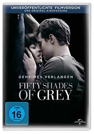 Fifty Shades Of Grey Geheimes Verlangen Amazonde Dakota Johnson