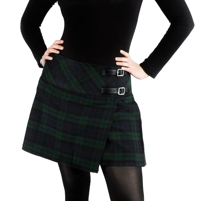 8f8c405d1 Best Kilts - Falda - Falda Escocesa - para Mujer  Amazon.es  Ropa y  accesorios