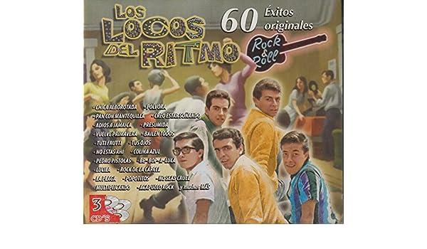 Los Socios Del Ritmo - 60 Exitos Originales: Los Socios Del Ritmo - Amazon.com Music